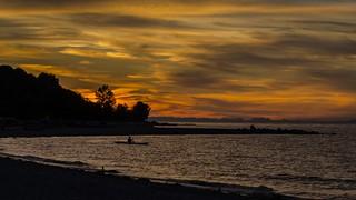Spanish Banks Sunset | by Sworldguy