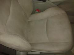 Taxi. Tratamiento integral asiento trasero derecho. Después