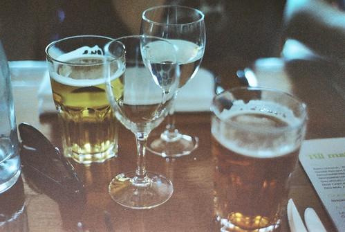 glasses; empty, full | by Mister.Marken