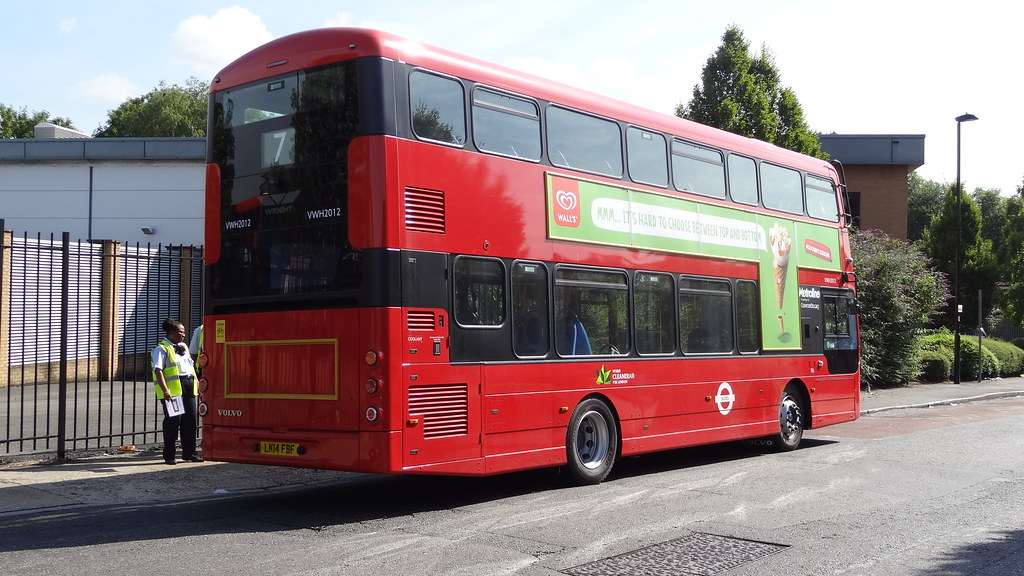London Buses route 7