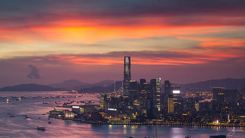 ICC, Hong Kong. | by Brian H.Y