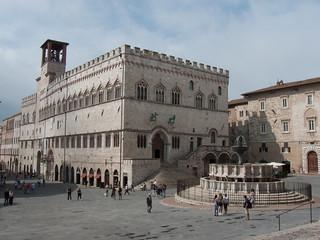 Piazza IV Novembre 1, Perugia | by Mr Allan Parsons