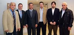 Charla en la UMET del ex presidente dominicano