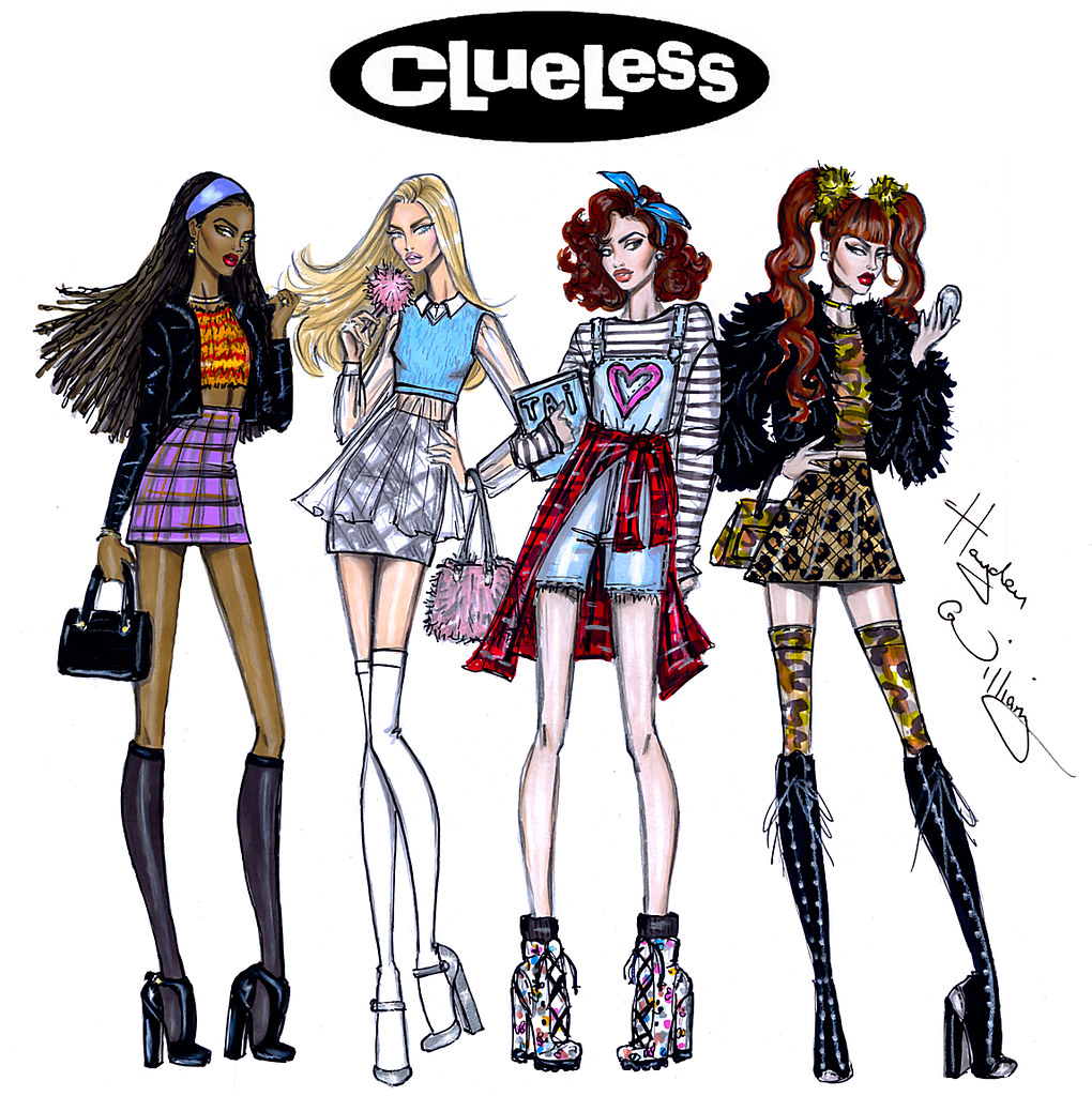 Clueless Collection By Hayden Williams Dionne Cher Tai Flickr