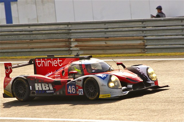 Thiriet by TDS Racing's Ligier JS Nissan Driven by Pierre Thiriet, Ludovic Badey and Tristan Gommendy