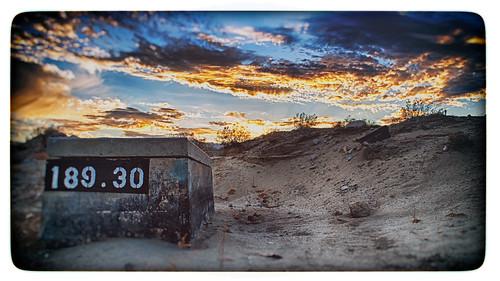 desert deserthotsprings coachellavalley california riversidecounty usa sunset cloud goldenhour sand sanddunes 18930 sky clouds hdr hbmike2000 nikon d200 coloradoriveraqueduct