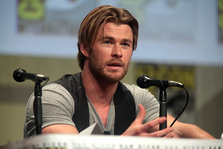 Chris Hemsworth | by Gage Skidmore