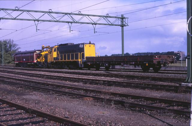 08422218-6321 Amsterdam Watergraafsmeer 7 oktober 1989