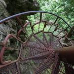 Spiral Stairs, Spirit Rock
