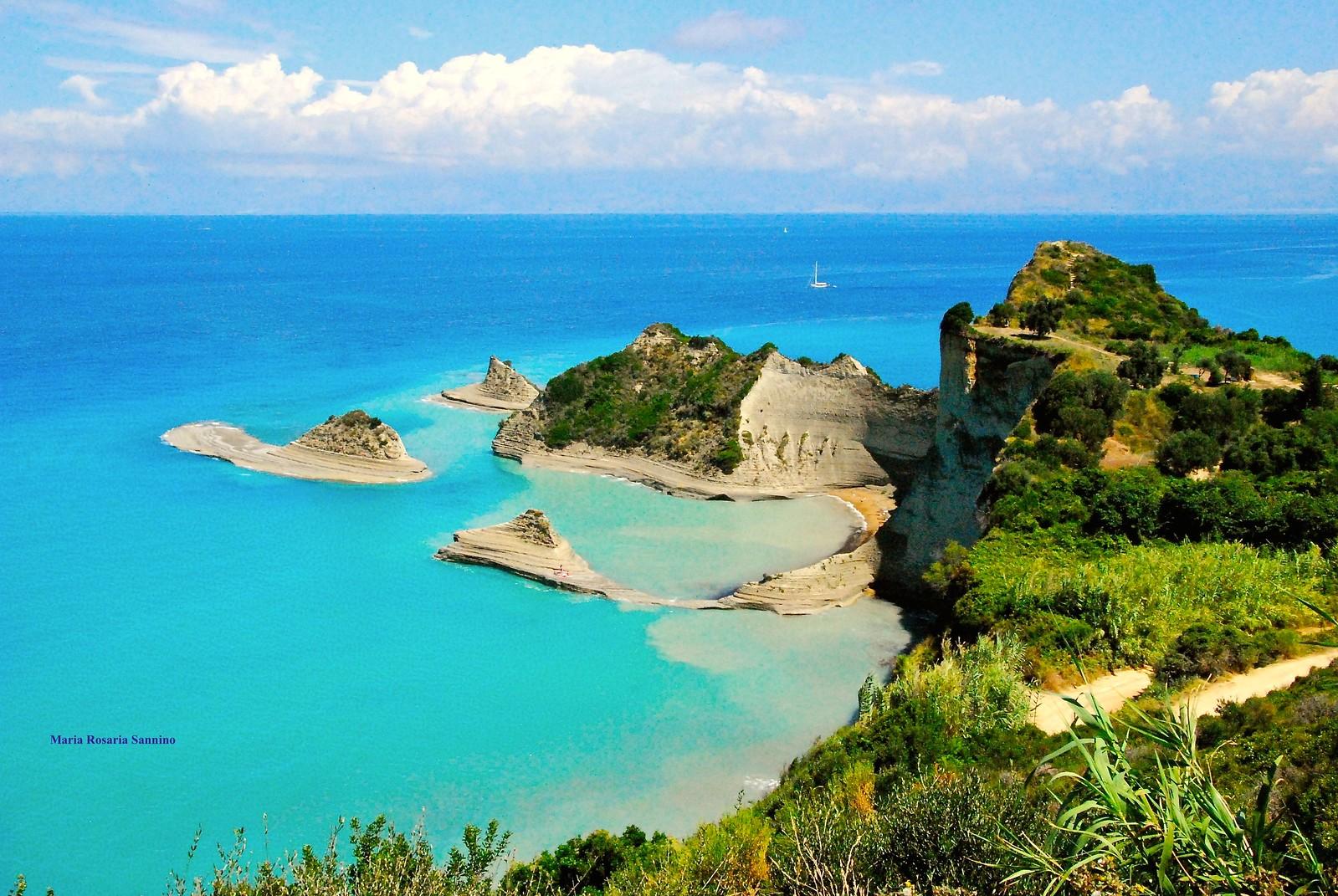 Corfu, The Beauty of Cape Drastis