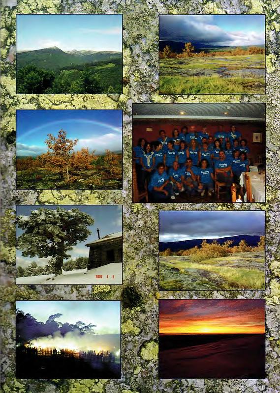 Programa Fiestas de San Lorenzo Año 2011