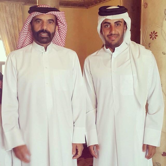 سعادة حمد بن خليفة العطية السيد علي بن عبدالله العطية ق Flickr