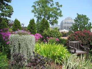 U.S. Botanic Garden in August | by dc_gardens