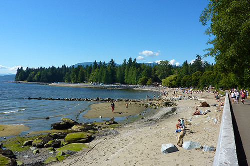 Second Beach, Vancouver, British Columbia