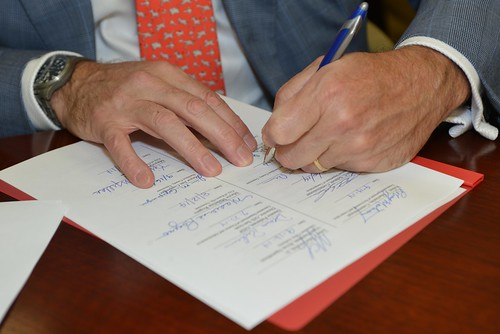 Tennessee formalizes Silver Jackets Program with charter signing | by NashvilleCorps