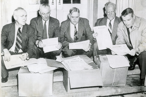 Petitions urge veto of Taft-Hartley anti-labor act 1947 | by Washington Area Spark