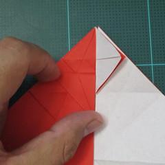 การพับกระดาษเป็นรูปสัตว์ประหลาดก็อตซิล่า (Origami Gozzila) 023