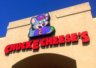 Chuck E Cheese's | by JeepersMedia