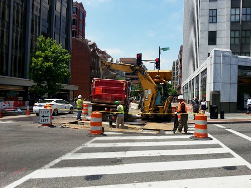 Road construction in Dupont | by RTMUP