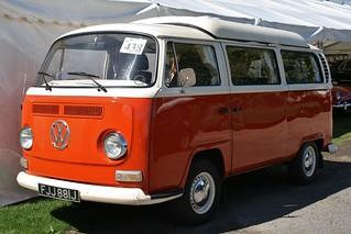1971 Volkswagen Type 2 | by davocano