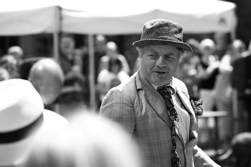 Ashbourne Festival Street Performer, Derbyshire | by ^Joe
