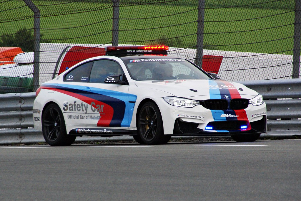 Motogp Sachsenring 2014 Bmw M4 Coupe Safety Car Flickr