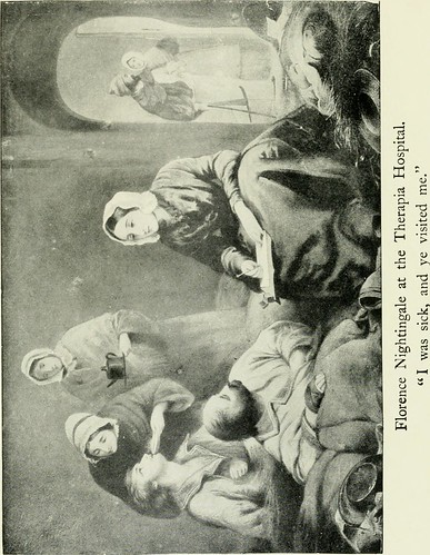 """Image from page 192 of """"Florence Nightingale : a biography"""" (1913) 