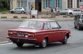 1972 Volvo 142   by Spottedlaurel