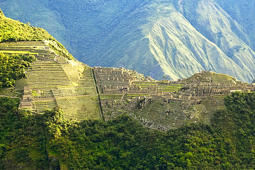 Machu Picchu from Phutuq K'usi Mountain, Peru | by Dimitry B