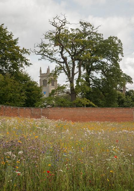 Ickworth House Church, UK