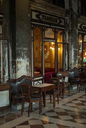 Caffé Florian, Venezia