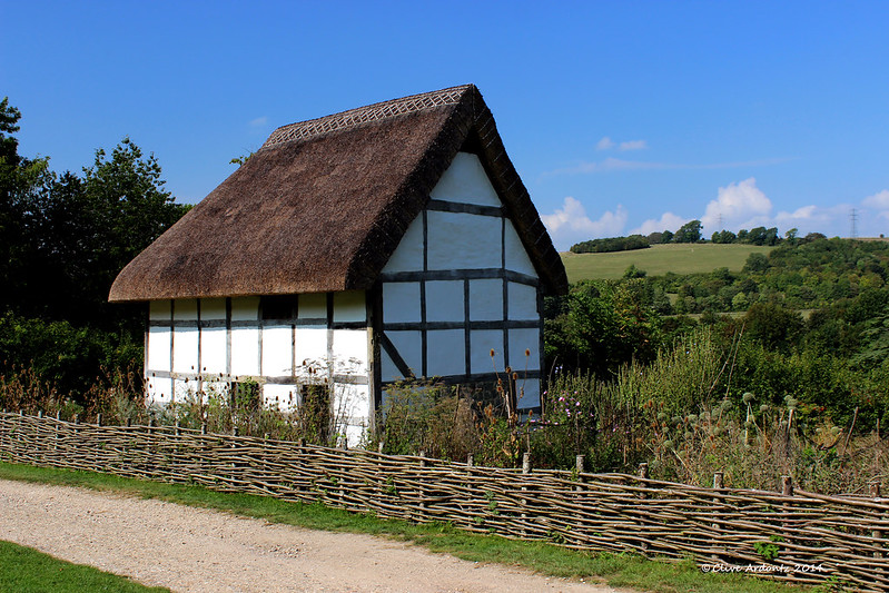 Poplar Cottage, Weald and Downland Museum
