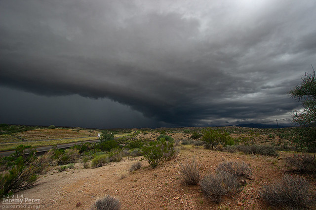 Hualapai Gust Front II