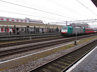 NMBS traxx 2802 | by TimF44