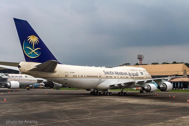 King Salman of Saudi Arabia's fleet