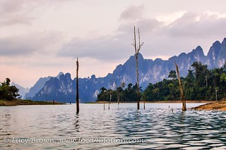 Khao Sok National Park: Cheow Lan Lake | by loca4motion
