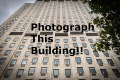 Photograph This Building by Sean Batten