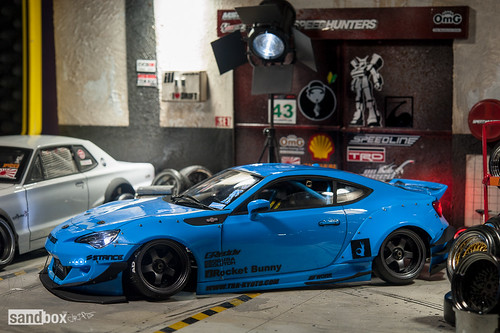 Rocket Bunny Version 2 RC Drift | by sandbox toys