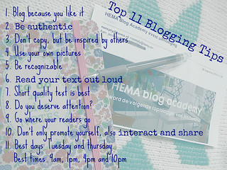 Top 11 Blogging Tips | by JCLN87