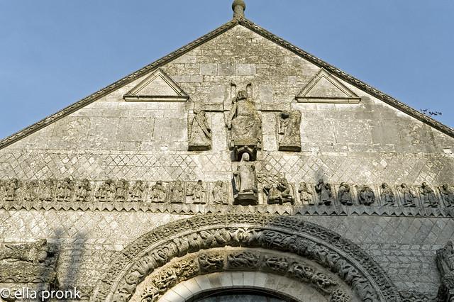 2008-10-08 St. Jouin de Marnes, Abbaye Saint-Jouin de Marnes,Deux-Sèvres, Poitou Charentes DSC1552