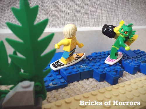 Creature of the Black Lagoon Series (www.BricksOfHorrors.tumblr.com) | by Bricks of Horrors