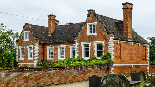 Old Rectory, Berkswell (c1680)