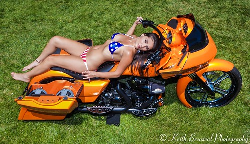 Biker Babes at Renegade Classics 13 © Keith Breazeal | by Keith Breazeal Photography
