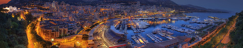Formula 1 Grand Prix Fever at the Port Hercule of the Principality of Monaco | by Jeff1961