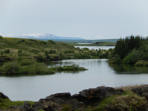 IJsland - Myvatn - 2