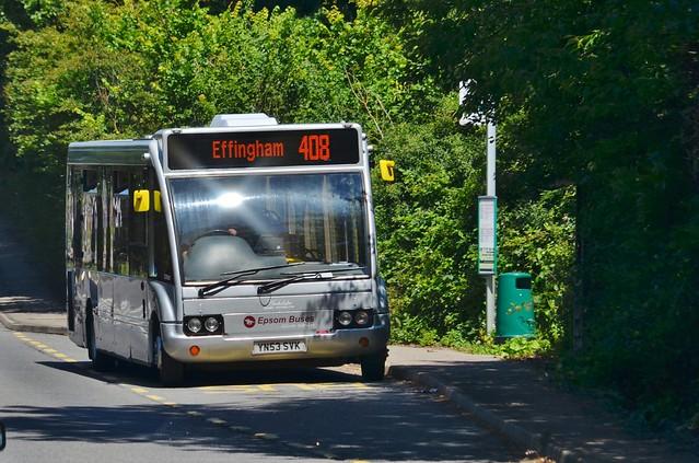 Epsom Buses EB05