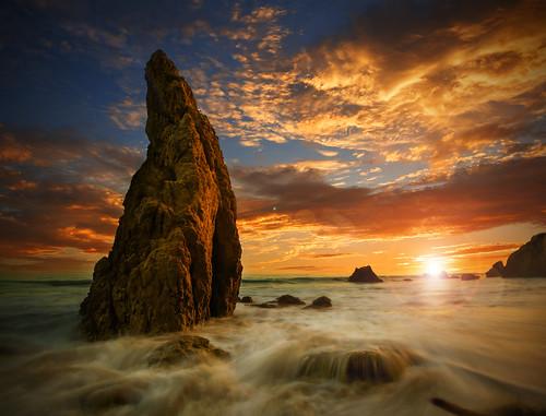 california sunset sky beach malibu dramaticsky dramaticclouds elmatadorbeach