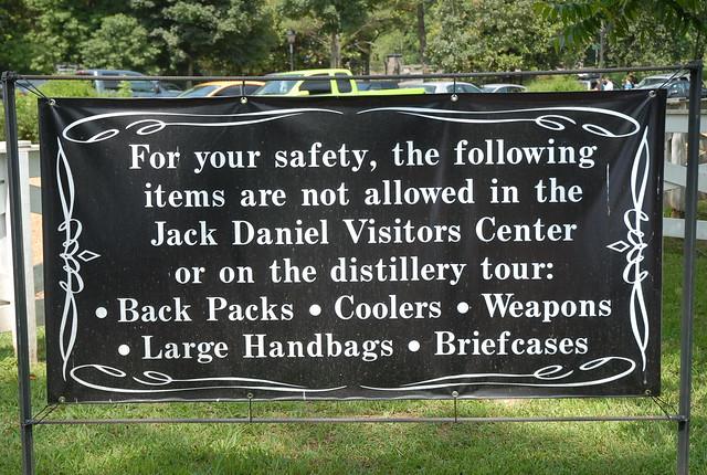Jack Daniels Distillery 2014 - Lynchburg, Tennessee