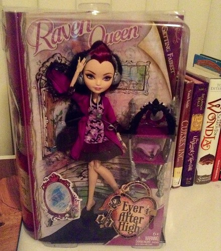 My first EAH doll. GF Raven Queen. | by runswithwolves34