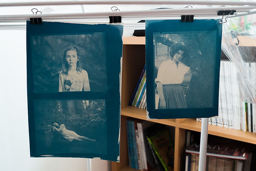 Cyanotypes | by Yael P